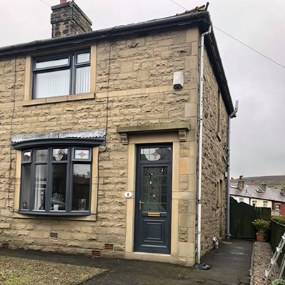 uPVC Spray Painting Services in Burnley | Windows, Doors, Kitchen Units