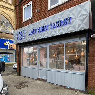 uPVC Spray Painting Services in Blackburn