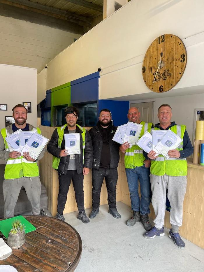uPVC, Kitchen and Furniture spraying Courses in Manchester
