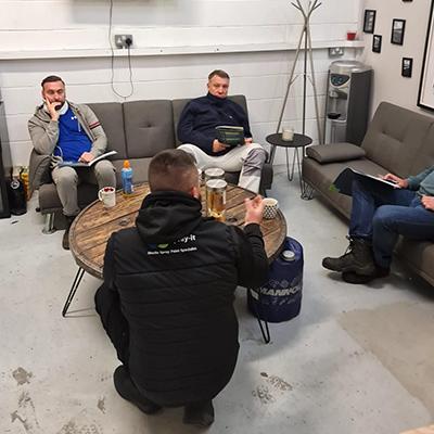 uPVC Spraying Course - Spray It Training Centre Blackburn, Manchester, North West